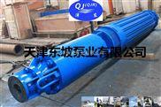 高扬程深井泵图片-天津高温潜水泵