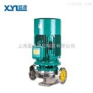 供应IHG型耐腐蚀化工泵 不锈钢管道泵 耐低温盐水泵