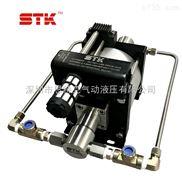STK AT系列气液增压泵