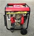 黄石市2.5寸大油箱轻便高压柴油机消防泵