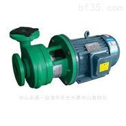 2.2KW氟塑料化工泵 聚丙烯离心泵