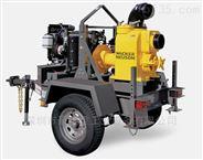 德国威克自吸式排污泵PT 6LT现场作业泵车