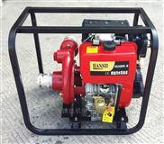 广元市3寸铸铁柴油机污水泵杂质泵