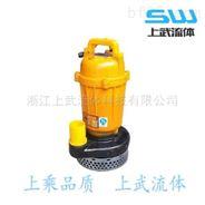 WQD6-12-0.6型污水污物不锈钢潜水排污泵