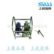 JB-70型電動手搖二用計量加油泵