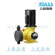 J-X型柱塞式計量泵