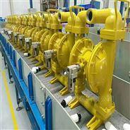 矿用自吸式气动隔膜泵及配件厂家直销
