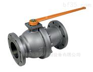 进口DIN法兰球阀,长结构  型号:KFL-C