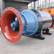 大流量潜水贯流泵-卧式水泵厂家