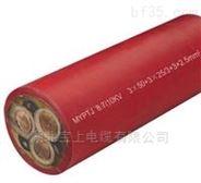 MYJV矿用电力电缆 3*35移动橡套电缆 价格