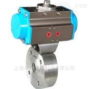 Q671/641超薄型气动球阀