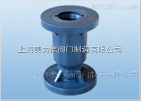 增强聚丙烯塑料止回阀