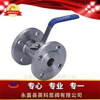 Q41F不锈钢对夹球阀