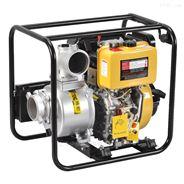上海伊藤YT40DP便携式4寸柴油抽水泵