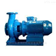 2寸半卧式泵 单级离心泵 直联式加压泵