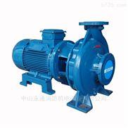 直联式增压泵 肯富来管道循环离心泵
