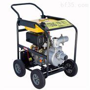 便攜式柴油抽水泵組4寸