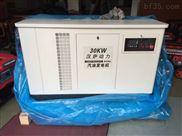 浙江30KW小型靜音汽油發電機組