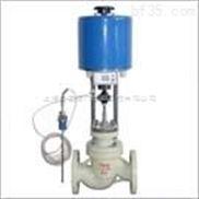 上海渠工ZZWPE電動溫度控制閥廠家價格