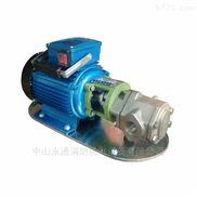 不锈钢齿轮油泵 直联式单级输油泵