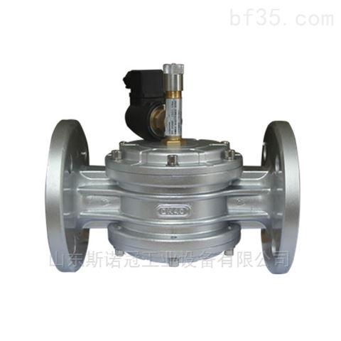 常開型DN40燃氣緊急切斷閥