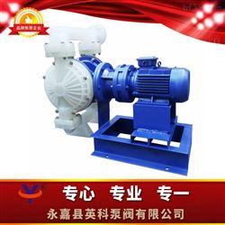工程塑料四氟电动隔膜泵