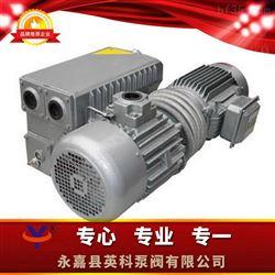 XD(单级旋片式真空泵)特点
