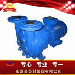 2BV2BV水环式真空泵维护