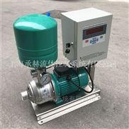 变频电机三相增压泵
