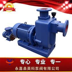 ZWL直联式自吸无堵塞排污泵