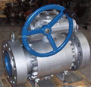 Q347F锻钢固定球阀