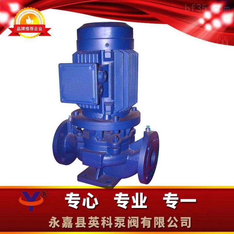 立式热水循环泵 过滤泵