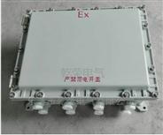 隔爆型防爆接線箱溫控儀表端子箱防爆分線箱