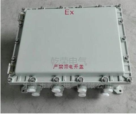 密封电缆接头防爆接线箱 防爆分线端子箱