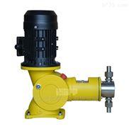 J-X柱塞式計量泵加藥泵高精度耐腐蝕