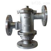 HX2型-不锈钢法兰式带双接管阻火呼吸阀