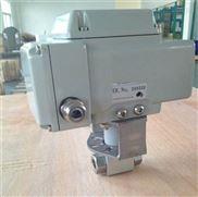 尼必可Q911N-100电动高压球阀