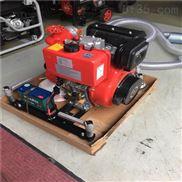 2.5寸手抬式柴油消防泵YT30GB