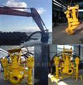 挖掘机液压驱动潜水抽沙泵-船用釆沙泵