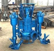 全鑄造挖機絞吸砂漿泵    耐磨潛水渣漿泵