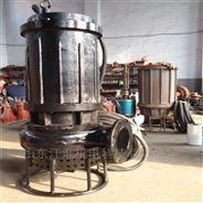全新产品高耐磨合金电动潜水渣浆泵