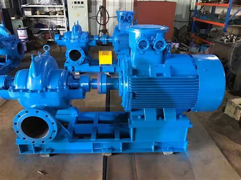 24Sh-9B型单级双吸离心泵厂家