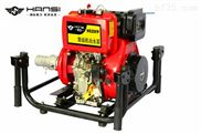 手抬式2.5寸柴油机消防水泵消防泵