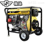电启动三相柴油发电机现货