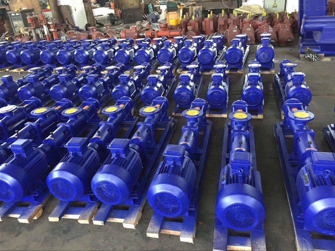 G35-1单螺杆泵