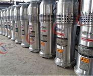 QSP不锈钢喷泉潜水泵特点及用途