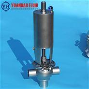 不銹鋼一位三通氣動焊接換向閥