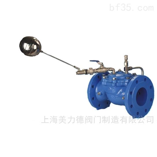 水利控制阀遥控浮球阀