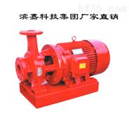 XBD-ISW型臥式單級消防泵