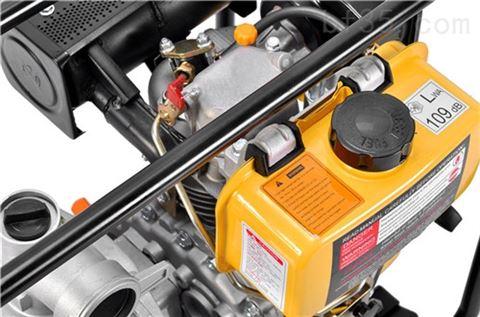 供應夏季2寸抽水機YT20DP小型柴油泵